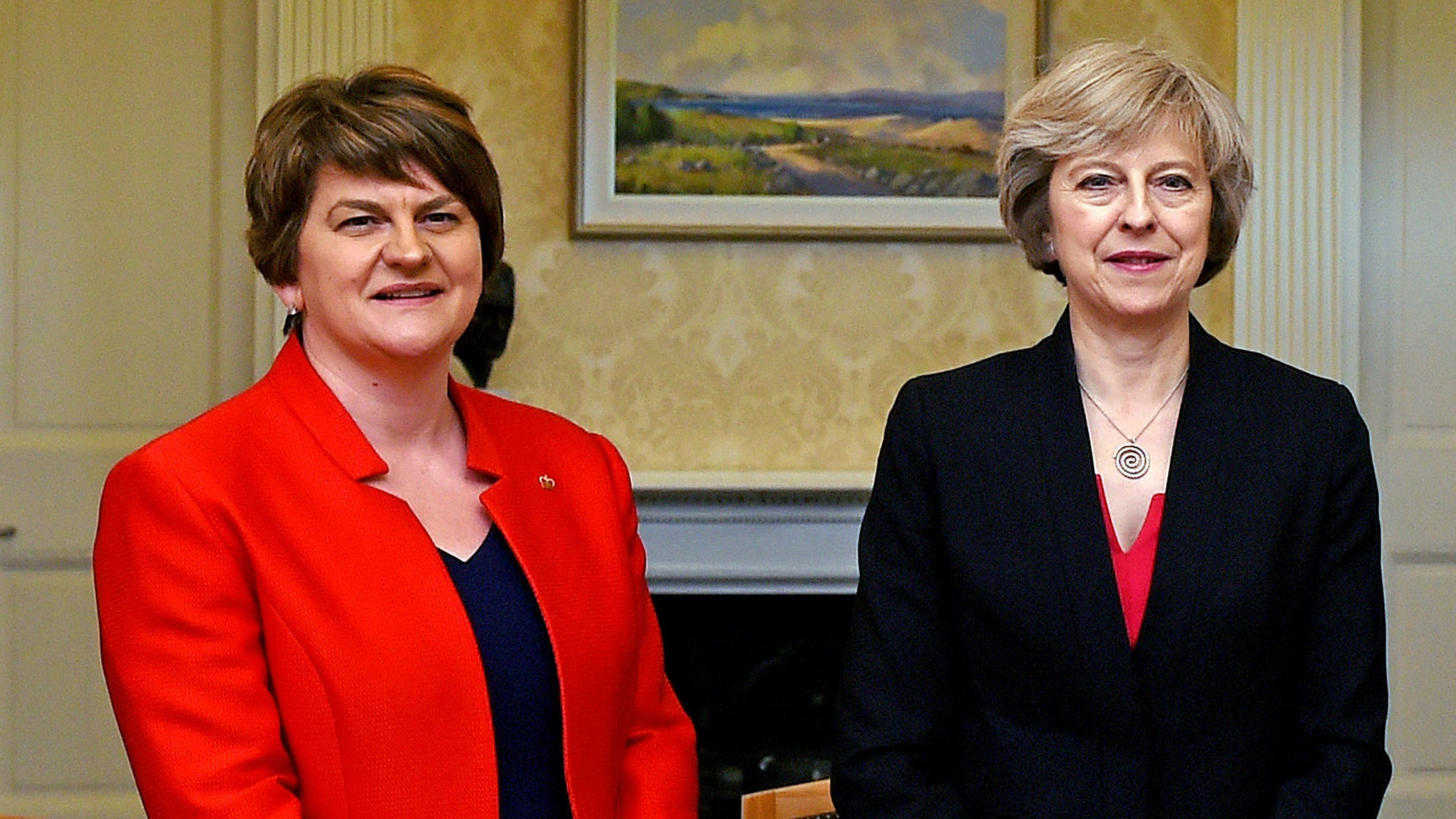 UK government attempt stalled by Northern Ireland